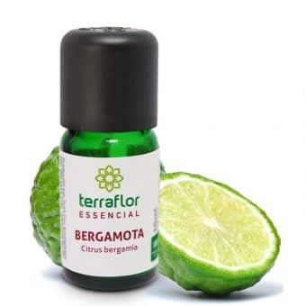 Óleo essencial de Bergamota 10ml - Imagem meramente ilustrativa