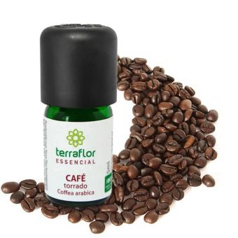 Óleo essencial de café torrado 5ml - imagem meramente ilustrativa