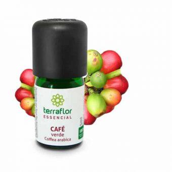 Óleo essencial de café verde 5ml - imagem meramente ilustrativa
