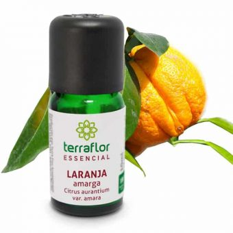 Óleo essencial de laranja amarga 10ml - imagem meramente ilustrativa