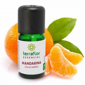 Óleo essencial de mandarina 10ml - imagem meramente ilustrativa