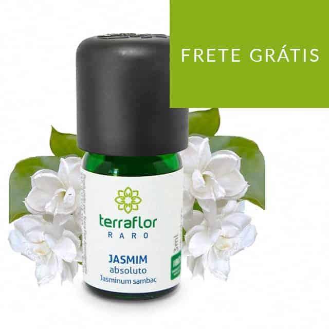 Jasmim sambac abolsuto 3ml - frete grátis - Imagem meramente ilustrativa