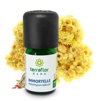 Óleo essencial de Immortelle italicum 5ml - Imagem meramente ilustrativa