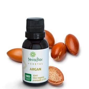 Óleo vegetal de Argan 30ml - Imagem meramente ilustrativa