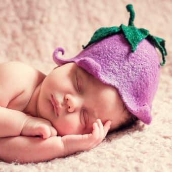 Estudo de campo mostra que óleos essenciais podem acalmar bebês