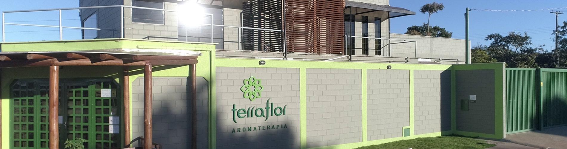 Sede Terra Flor Aromaterapia em Alto Paraíso de Goiás
