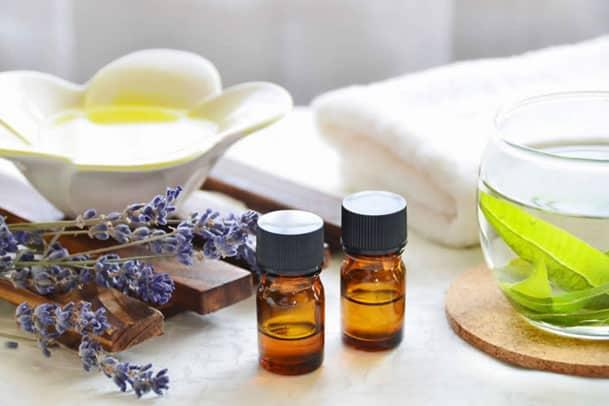 Como funciona a Aromaterapia?