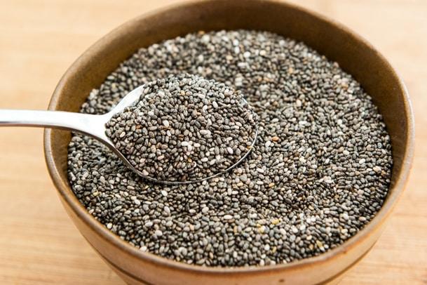 Quais os benefícios do óleo vegetal de chia?